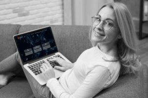 Ny hjemmeside til startups