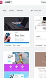 Hjemmeside i Elementor wordpress